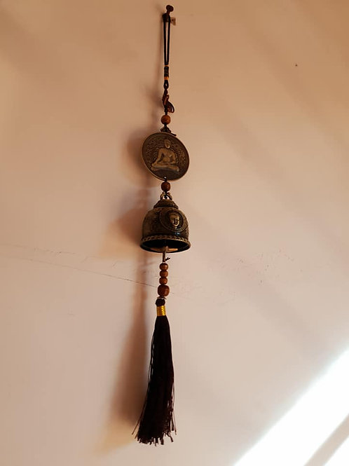 Buddha HAPPINESS Wind Chime