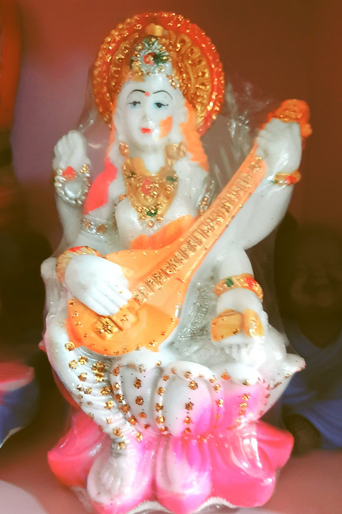 Goddess Maa Sarswati Idol