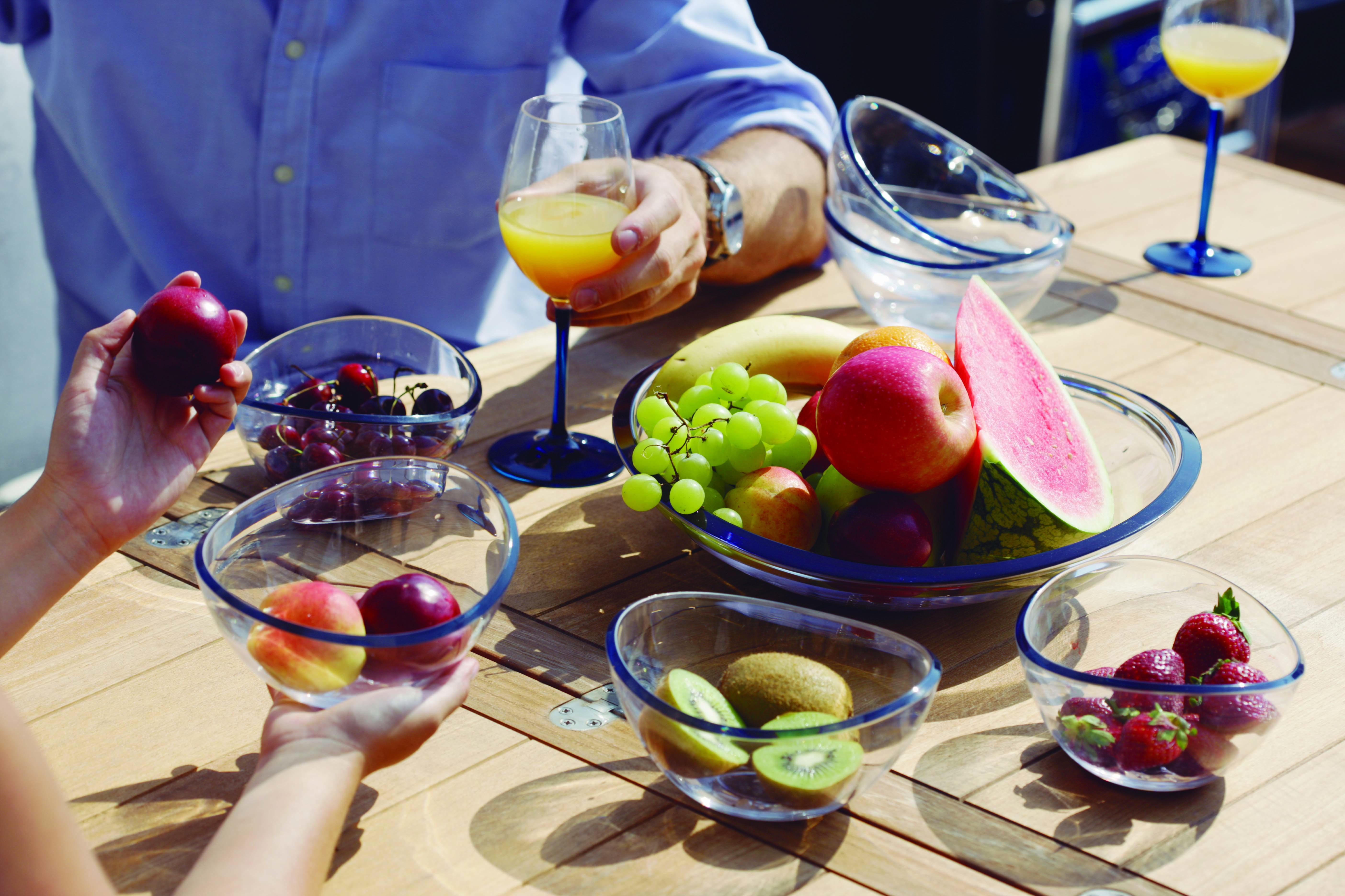 Party系列水果盤