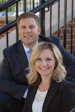 Brad and Laura 1