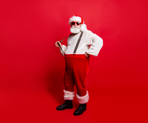 Contrata desde  1, 2, o hasta 30 Santas a la vez. Vestuario y escenografía profesionales. Todos nuestros actores cumplen con el perfil para representar a  Santa con todas sus características físicas que lo identifican.