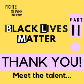 Thank You For Supporting #BLM Part II