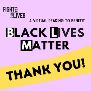 Thank You For Supporting #BLM