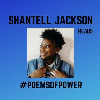 #PoemsofStrength: Shantell Jackson