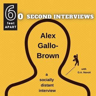 Love & Labor: An Interview with Alex Gallo-Brown