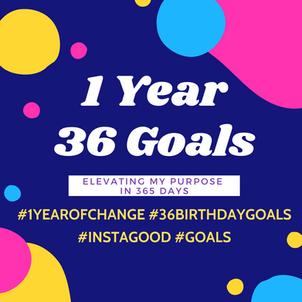 Goals! Goals! Goals!