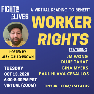 Fight For Our Lives: Worker Rights!