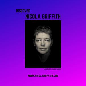 #StoriesofStrength: Nicola Griffith