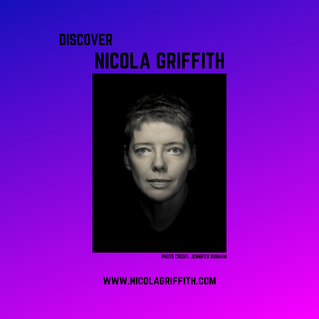 #StoriesofStrength: Nicola Griffith