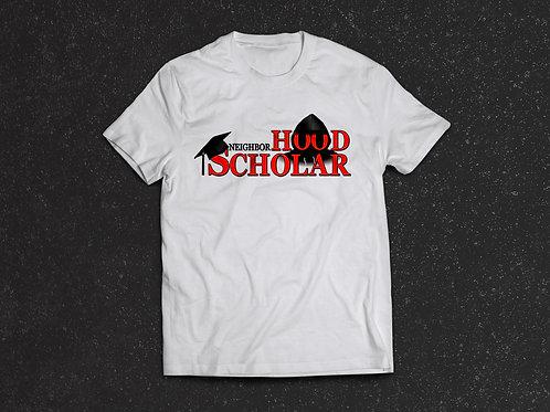 NHS Original White & Red T-Shirt