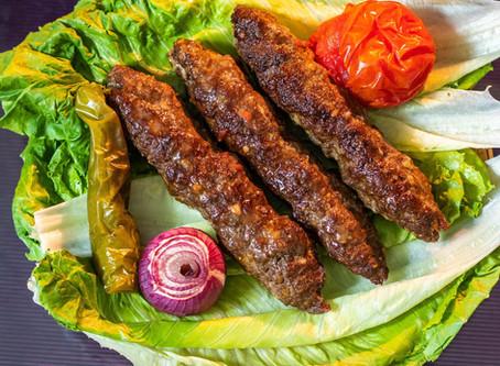 Kabob Koobideh - Persian Kebab
