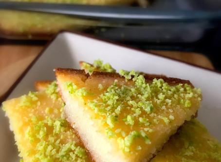 Basboussa (Semolina Cakes)