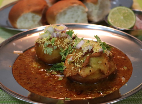 Kat Vadas - A real Maharastrian treat for tastebuds