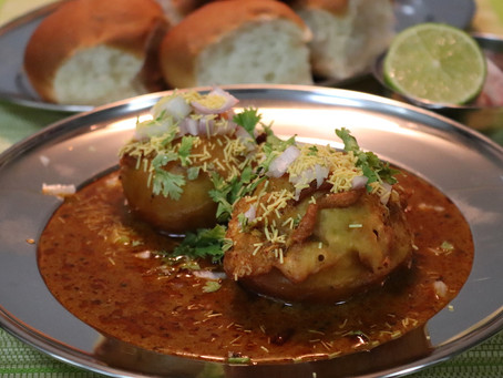 Kat Vadas - A real Maharastrian treat for tastebuds