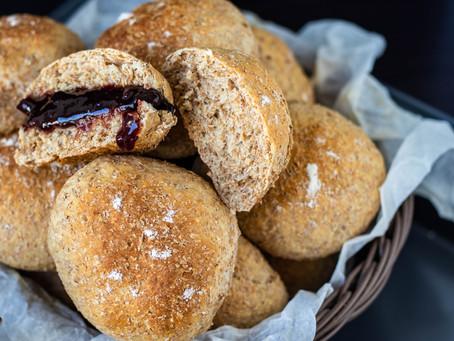 Whole meal Bread Rolls