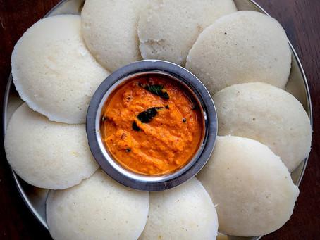 Barnyard Millet or Varai Idli