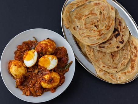 Kerala Mutta Roast (egg curry)