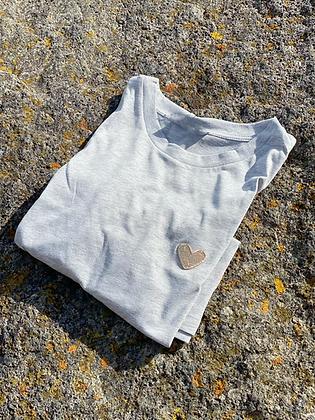 Tee-shirts coeur