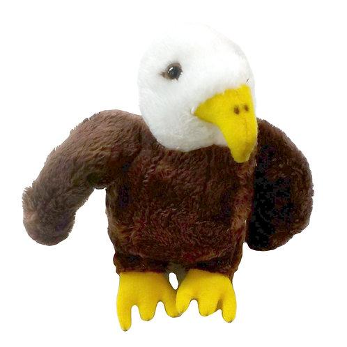 Ravensden Bald Eagle Soft Toy 15cm