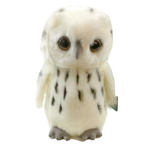 Ravensden Snowy Owl Soft Toy 18cm