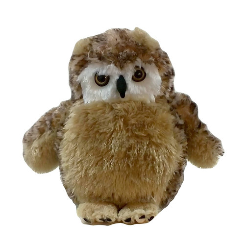 Ravensden Plush Owl Soft Toy 30cm
