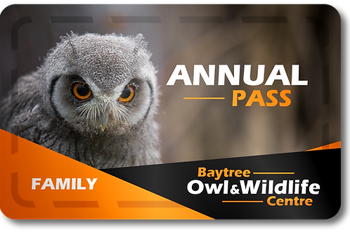 Family Annual Pass