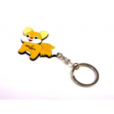 BOWC Flexi Keyring - Fox