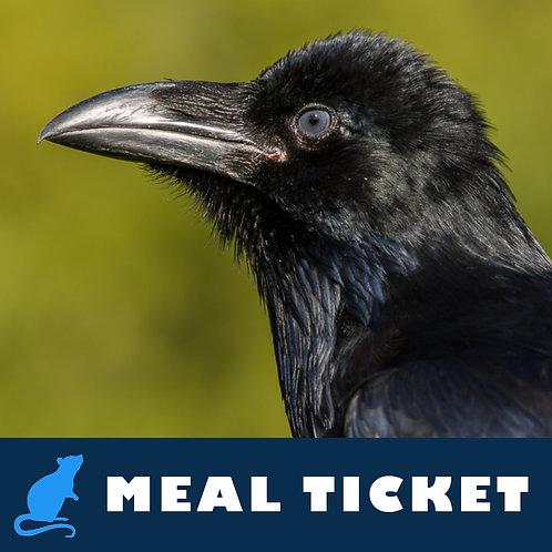 Meal Ticket - Doodles