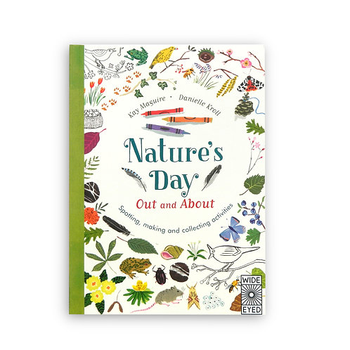Nature's Day: Out and About Activity Book