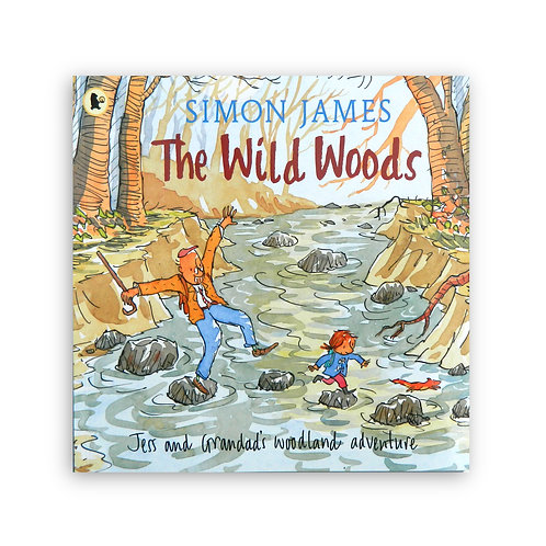 The Wild Woods: Jess and Grandad's Woodland Adventure