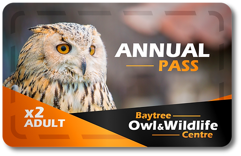 Double Adult Annual Pass
