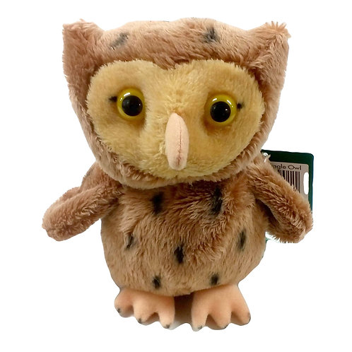 Ravensden Eagle Owl Soft Toy 15cm