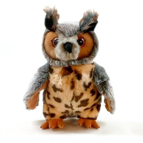 Ravensden Eagle Owl Soft Toy 28cm