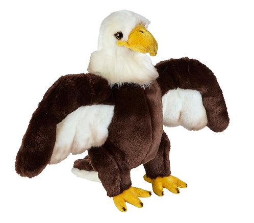 Ravensden Bald Eagle Soft Toy 28cm