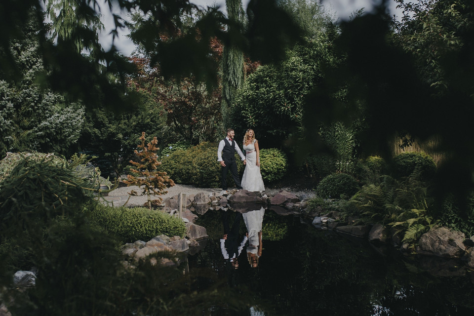 Emily and Brad Wed