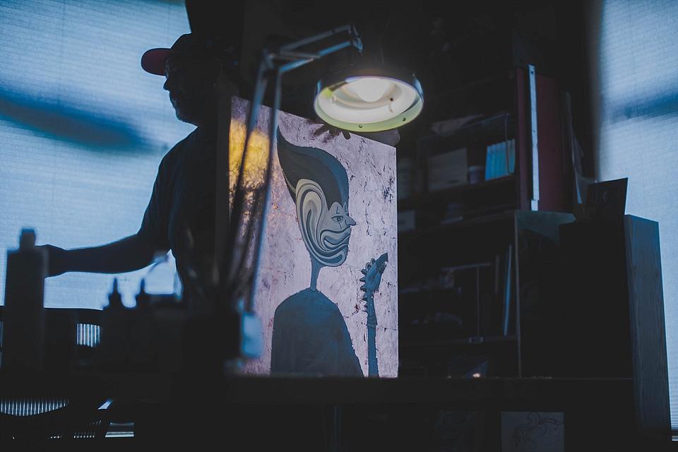 Seattle Artist Series: Claudio Duran