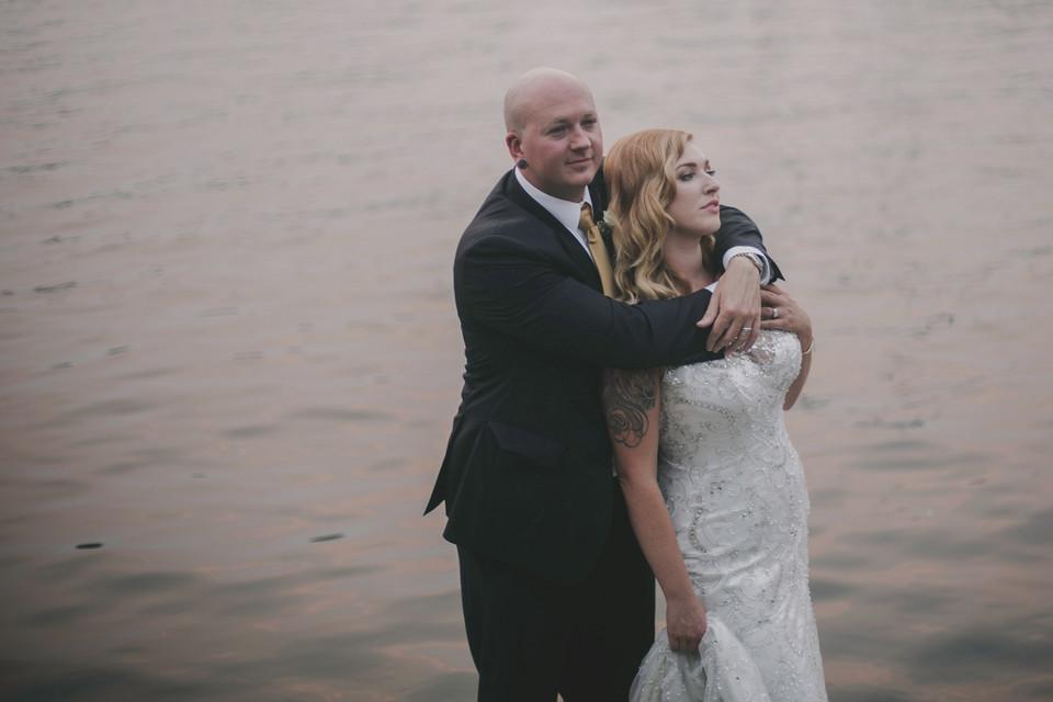 Kayla and Jonathan Wed