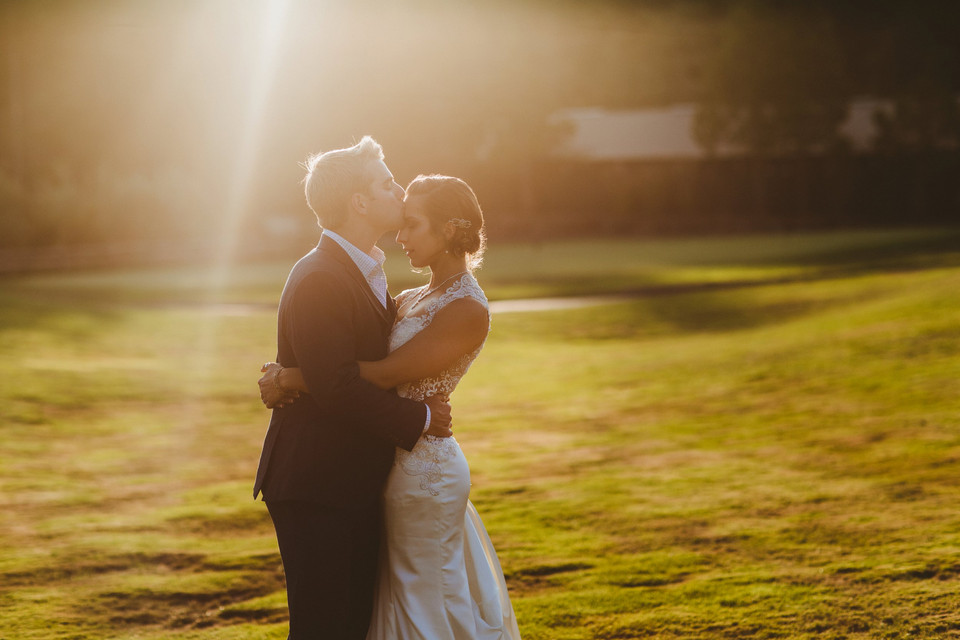 Rachel and Mitch Wed