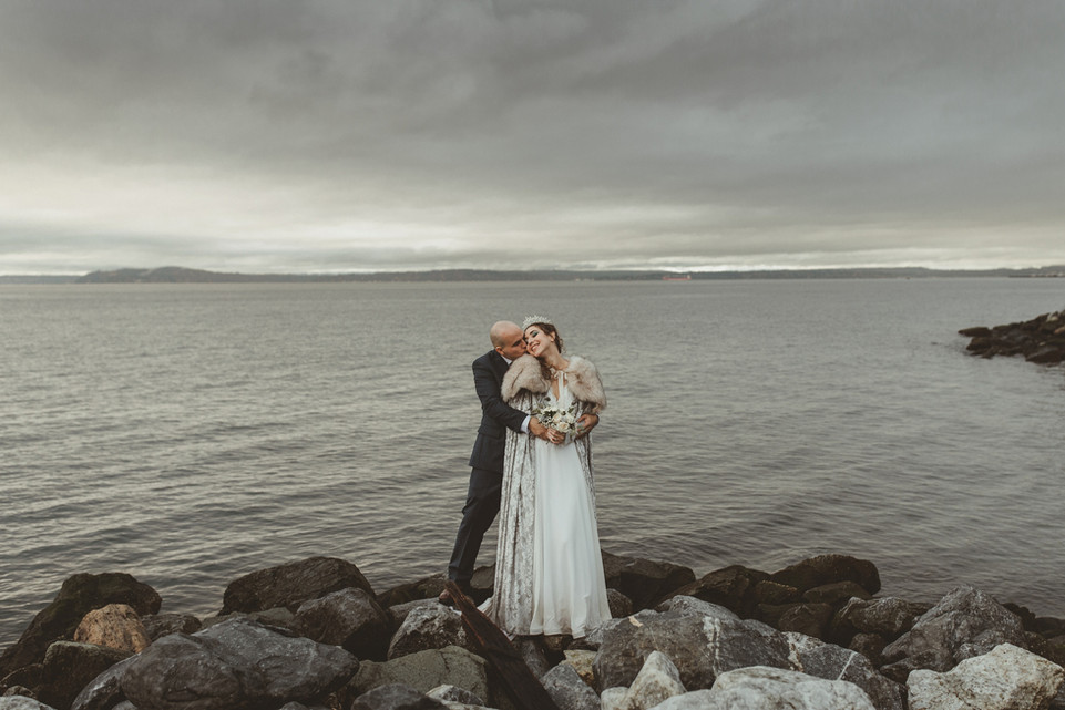 Rachel and Jonathan Wed