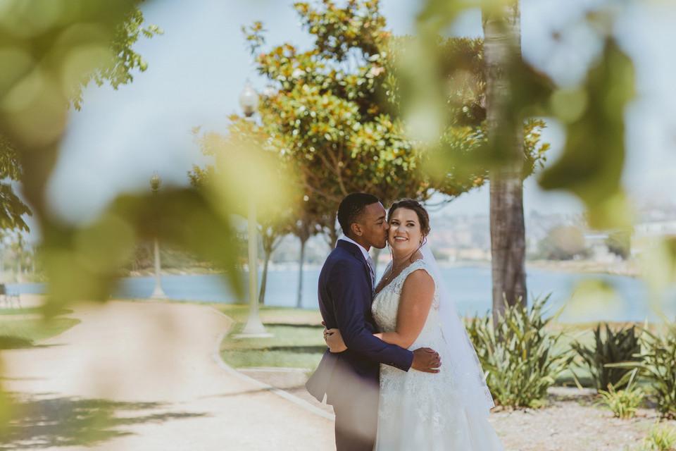 Samantha and Marcus Wed