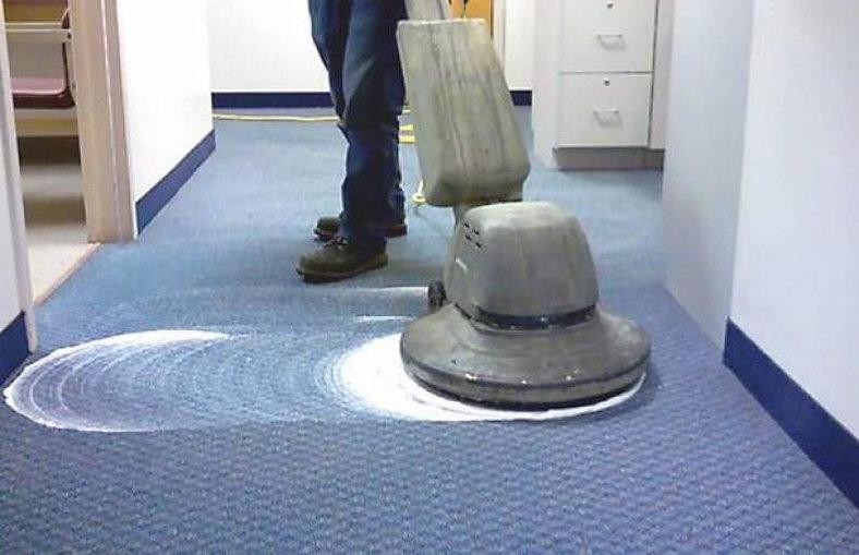 Lavar Carpete