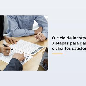 O ciclo de incorporação imobiliária: 7 etapas para garantir investidores e clientes satisfeitos