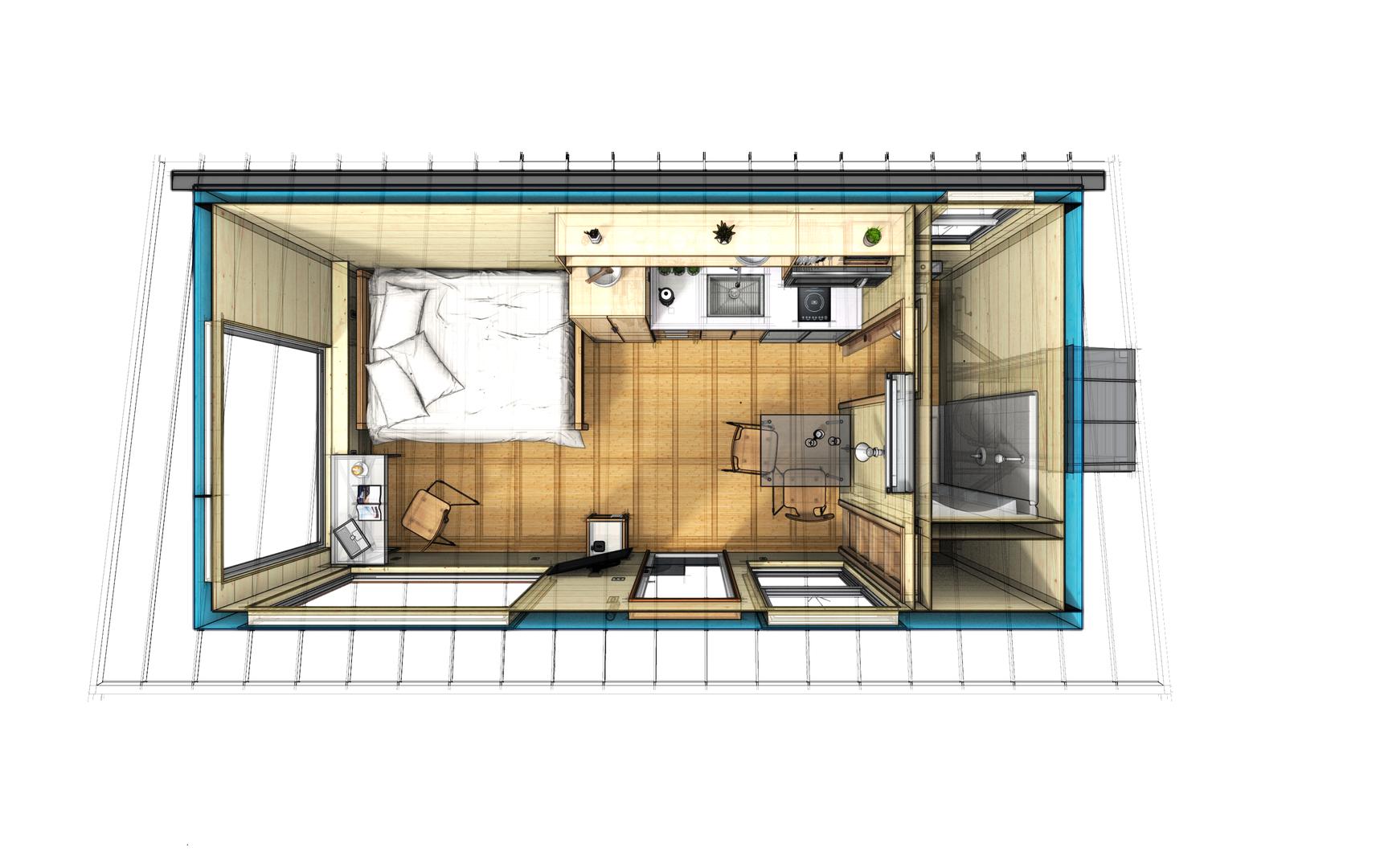 Studio 20X Layout Ideas