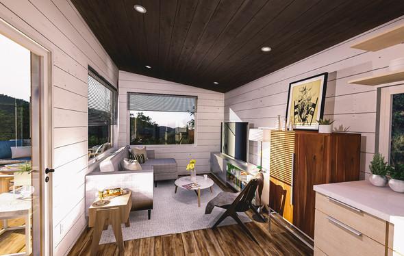 Studio 24X Sofabed Design