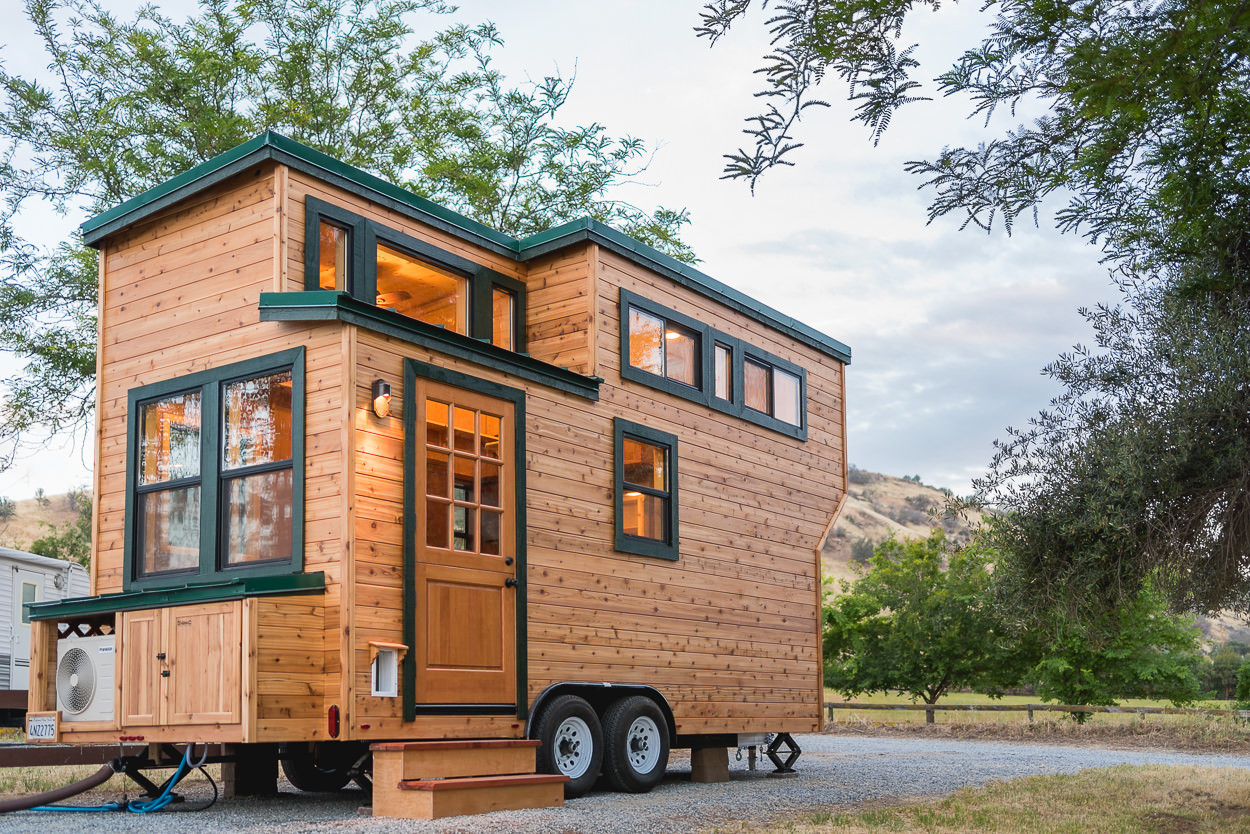 California Tiny House United States Tiny House Builders