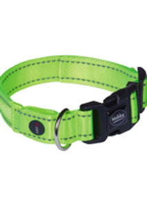 Nobby USB LED Rechargeable Collar - Green
