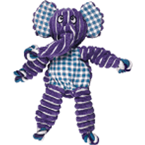 Kong Floppy Knots Elephant - Large