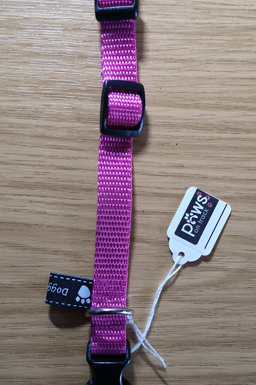 Doggie Comforts Pink Collar - XS