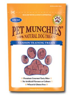 Pet Munchies Training Treats - Venison - 50g