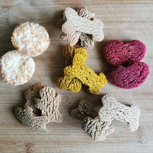 Mixed Handmade Biscuits - 100g